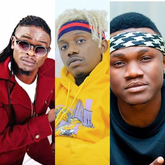 Zuena Remix by Rayvanny ft Mbosso  and Weasel