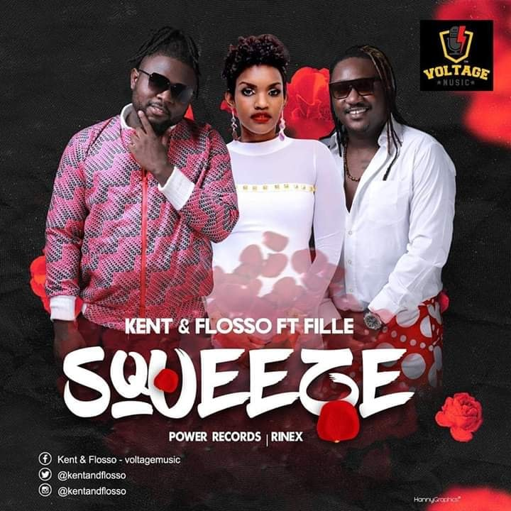 Squeeze by Kent and Flosso (Voltage Music)  ft Fille