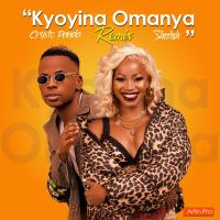 Download Kyoyina Omanya Remix by Crysto Panda ft Sheebah song, mp3 on eachamps.com