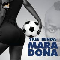 Maradona by Ykee Benda