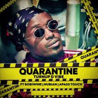 Quarantine Turn Up The Vibe by Ykee Benda Ft Bobi Wine / Nubian Li / A Pass touch